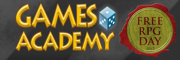 Free RPG Game Day al Games Academy Torino
